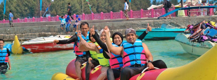 Paket Trip Gabungan ke Pulau Seribu