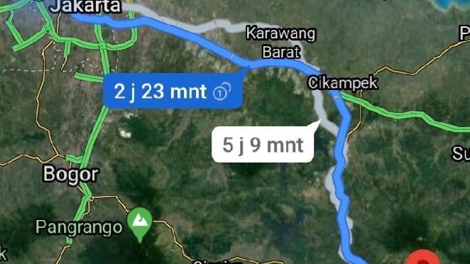 Shuttle Bandung-Muara Angke-Marina Ancol PP