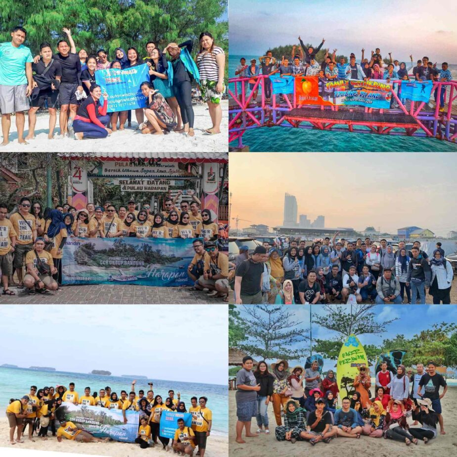 Gallery Klien Lautan Wisata Travel