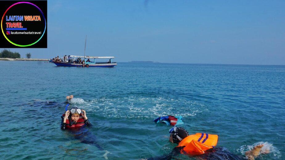 Open Trip Pulau Harapan